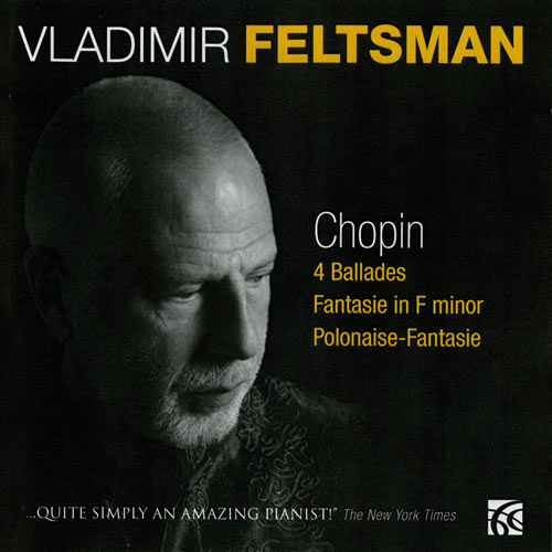 4 Ballades / Fantasy in F minor / Polonaise-fantaisie